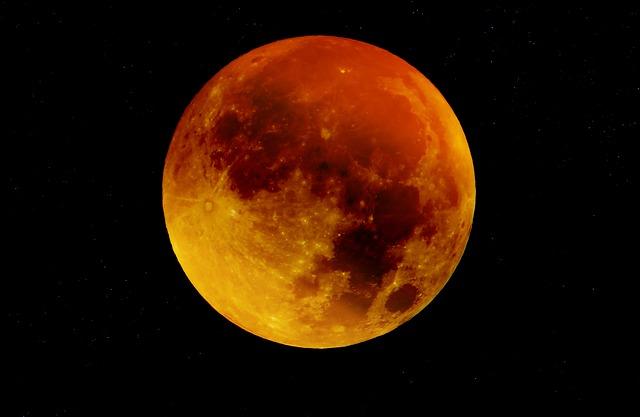 The Super Blue Blood Moon Total Lunar Eclipse, 31st January 2018